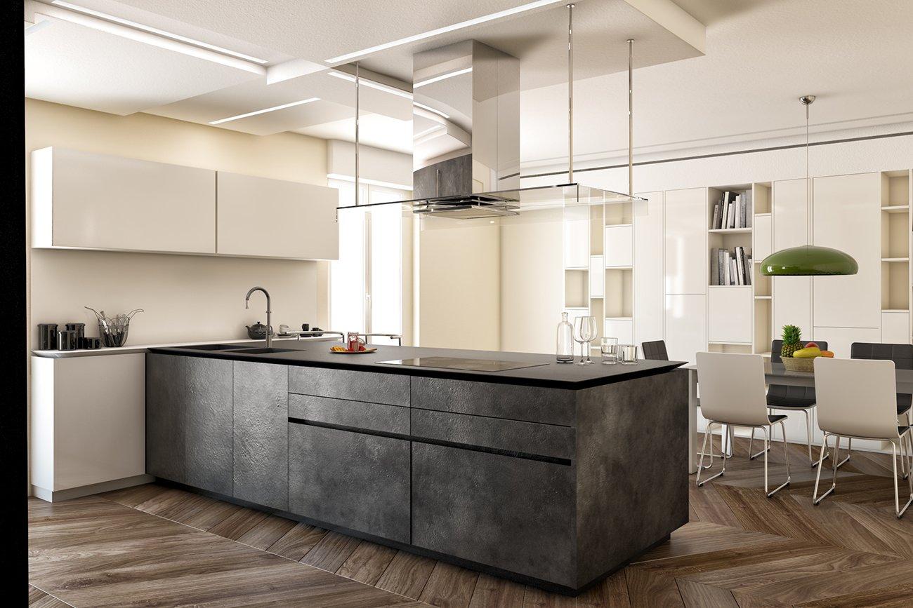 Ancona rendering 3d fotorealistici interni ed esterni for Rendering 3d interni